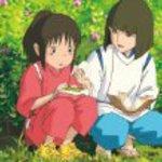 (Spirited Away) salt Conclusion of 2 nights 150 piece puzzle mini Studio Ghibli cinema art 2 Shot Series 150-G15