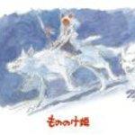 Princess 108-280 of Studio Ghibli image Art Series 108 Piece Princess Mononoke Mountain Dog