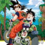 Motion puzzle Dragon Ball Z 117 piece Seaside Touring MP-10