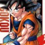 150 piece puzzle mini Dragon Ball Z Goku B 150-049