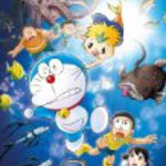 150 ピースミニパズル Doraemon naughty Hari Bou 150-172