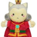 Dragon Quest X plush puppet ラグアス Prince