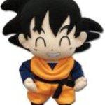 """Great Eastern Dragon Ball Z 7.5"""" Goten Plush"""