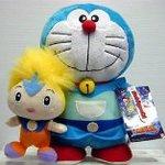 Mermaid Daisakusen stuffed Doraemon Nobita 2010
