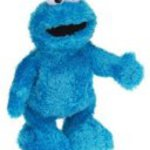 Cookie Monster X Tickle
