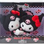 [Hello Kitty] 40 stuffed 40 th anniversary (KUROMI)