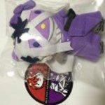 Saigo Hen Hello Kitty collaboration Plush Toy Ball Chain Zhi 's Rurouni Kenshin male legend