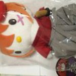 Saigo hen stuffed Hello Kitty collaboration Kenshin Rurouni Kenshin legend