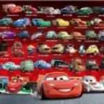 Disney Pixar Child Puzzle 60piece Cars 2 Dc-60-063