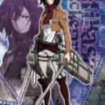 Attack on Titan 108piece Mikasa Ackerman 108-573