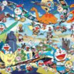 [1000 pieces] DORAEMON 30th Anniversary! Jigsaw Puzzle (50 x 75 cm) Japan