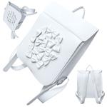 TOKYO BOPPER No.11150/White Ribbon Rucksack