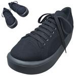TOKYO BOPPER No.8704 /Black synthetics sneaker