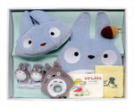 Totoro Baby Foot-Toy Set