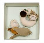 Totoro Squeezy-Ring Set
