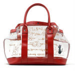 Kiki's Delivery Service Clear Bag (Red)