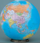 3D Puzzle Globe (960p)
