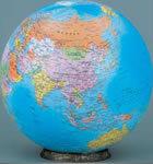 3D Puzzle Globe (960p)