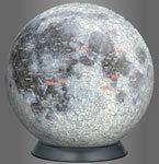 Lunar 3D Jigsaw Puzzle (540p)
