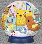 60 Piece 3D Puzzle - Pokemon Full Chorus