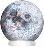 60 Piece Moon Jigsaw Puzzle