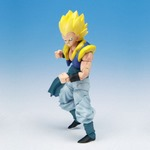 Dragonball Z Hybrid Action Figure Super Saiyan Gotenks