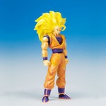Dragonball Z Hybrid Action Figure Super Saiyan 3 Son Gokou