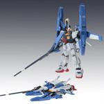 Super Gundam & Full Armor Gundam Mk-II