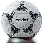 3D 1994 Adidas Soccer Ball