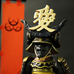 Samurai Armor Figure (Naoe Kanetsugu)