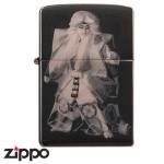 Zippo - Kabuki - Black Titanium KL8