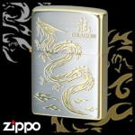 Dragon Zippo - Dragon - DRAGSSG3