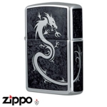 Dragon Zippo - Armor 162 Dragon - Mirror Black