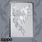 Dragon Zippo - Gilded Tribal Wolf Zippo