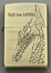 Ghibli Zippo - Tales from Earthsea
