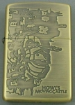Ghibli Zippo - Howl&amp;#39;s Moving Castle