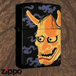 Zippo - Japanese Demon Mask Zippo