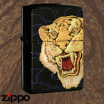Zippo - Maki-e Tiger Zippo