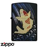 Zippo - Maki-e Carp of Fortune A