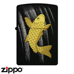 Zippo - Maki-e Carp of Fortune B