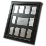Zippo - Black Display Case 10