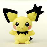 Pokemon Diamond and Pearl  - Pichu Large Plush