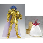 Saint Seiya Cloth Myth Action Figure - Golden Saint Gemini Saga & Grand Pope Ares