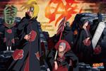Naruto: Shippuden - Akatsuki Jigsaw Puzzle