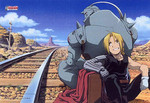 Fullmetal Alchemist - The Journey Jigsaw Puzzle