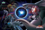 Pokemon Arceus: To the Conquering of Space-Time - The Eclipse Jigsaw Puzzle