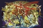 Devil Kings - Heroes Jigsaw Puzzle