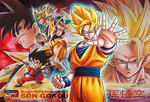 Dragon Ball Z - Evolving Son Gokuu Jigsaw Puzzle
