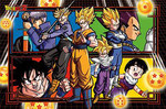 Dragon Ball Z - Z Explosion Jigsaw Puzzle