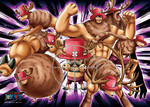 One Piece - Rumbleball Jigsaw Puzzle